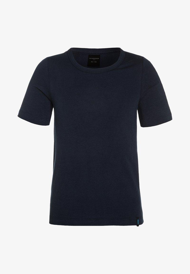 Schiesser - 95/5 - Undershirt - nachtblau