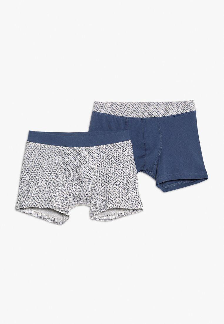 Schiesser - SHORTS 2 PACK - Panties - grey