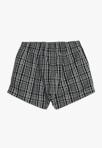 Schiesser - 2 PACK - Boxer shorts - black - 1