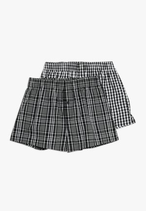 2 PACK - Boxer shorts - black