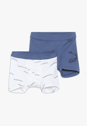 KIDS SHORTS 2 PACK - Panty - white