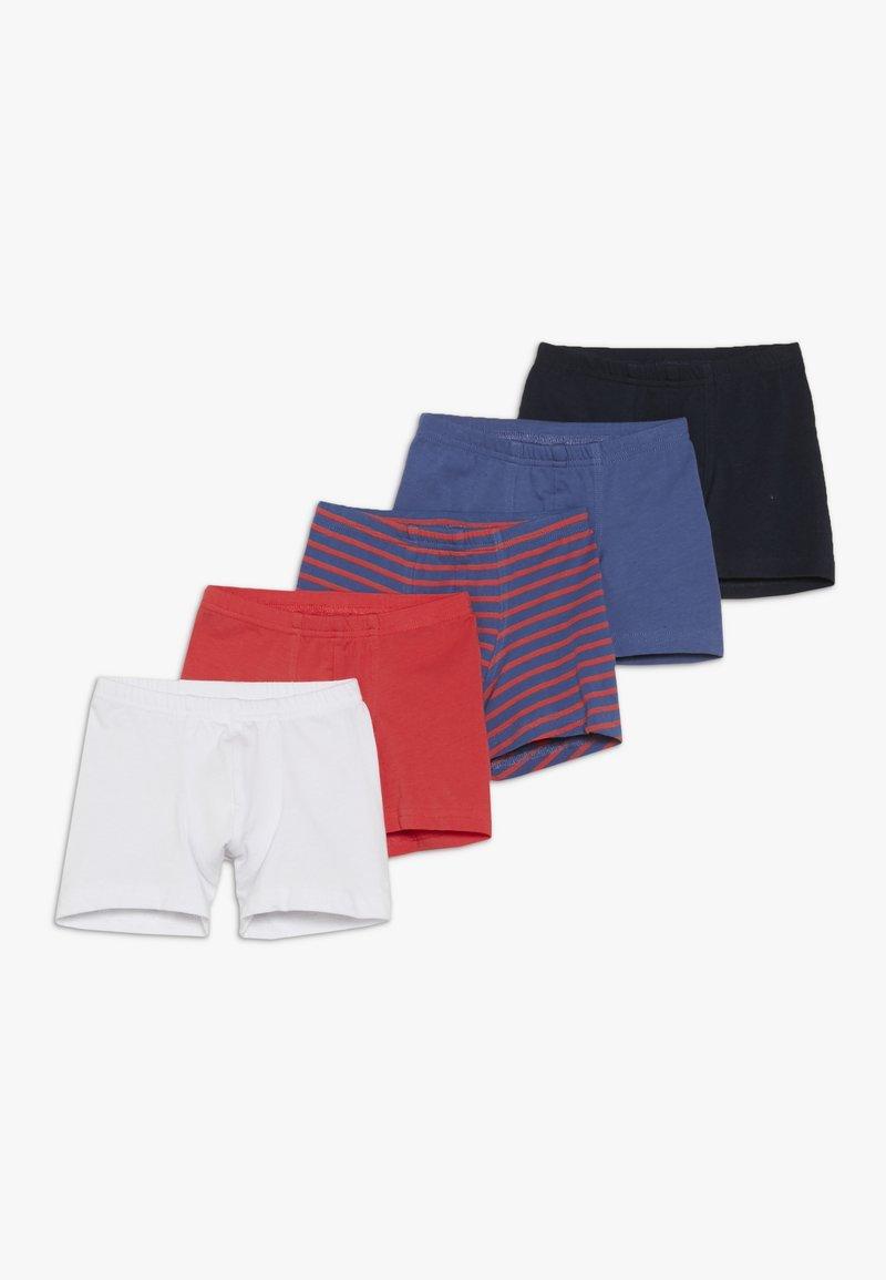 Schiesser - KIDS SHORTS 5 PACK - Pants - white