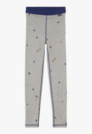 KIDS - Dlouhé spodní prádlo - grau melange
