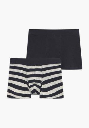 TEENS SHORTS 2 PACK - Culotte - dark blue/light grey