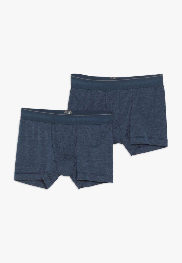 2 PACK - Pants - dark blue