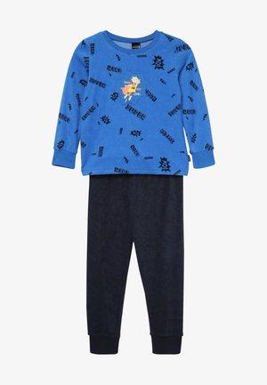 KIDS ANZUG LANG - Pyžamová sada - blau