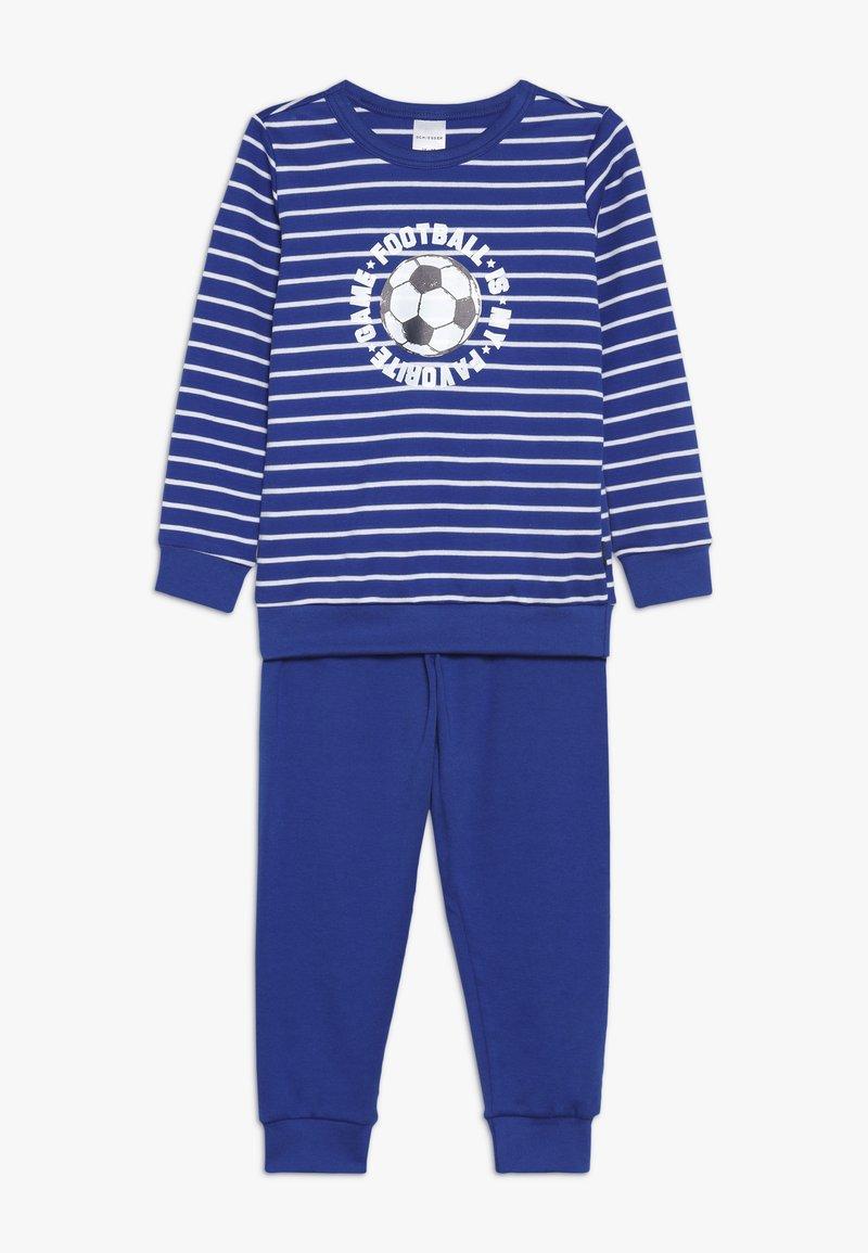 Schiesser - Pyžamová sada - blau