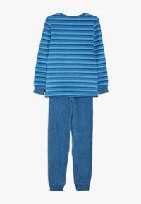 Schiesser - KIDS ANZUG LANG - Pyžamová sada - blau - 1
