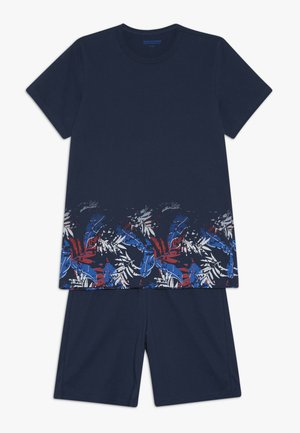 Pijama - dunkelblau