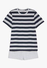 Schiesser - SET - Pijama - nachtblau - 0