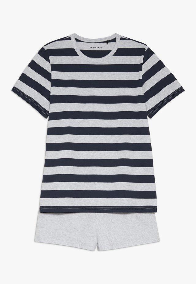 SET - Pijama - nachtblau