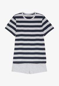 Schiesser - SET - Pijama - nachtblau - 3