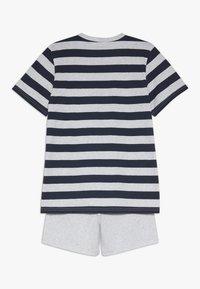 Schiesser - SET - Pijama - nachtblau - 1