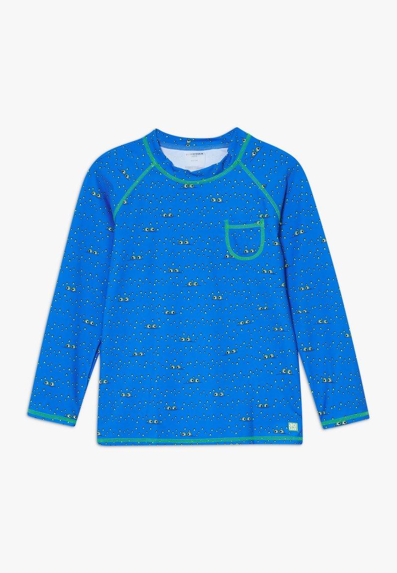 Schiesser - Camiseta de lycra/neopreno - royal