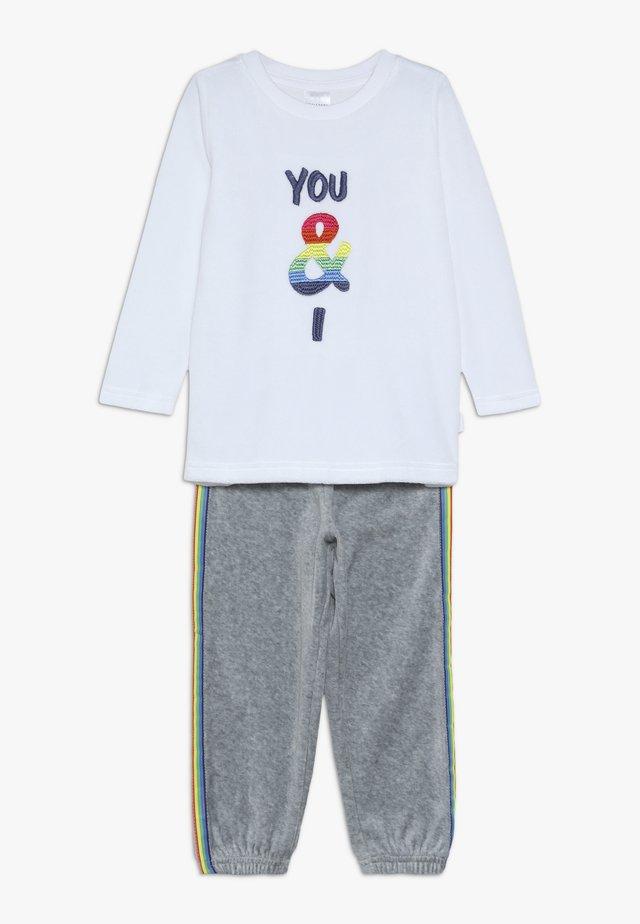 KIDS ANZUG LANG - Pyžamová sada - weiss