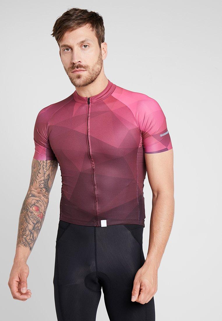 Shimano - BREAKAWAY - T-Shirt print - purple