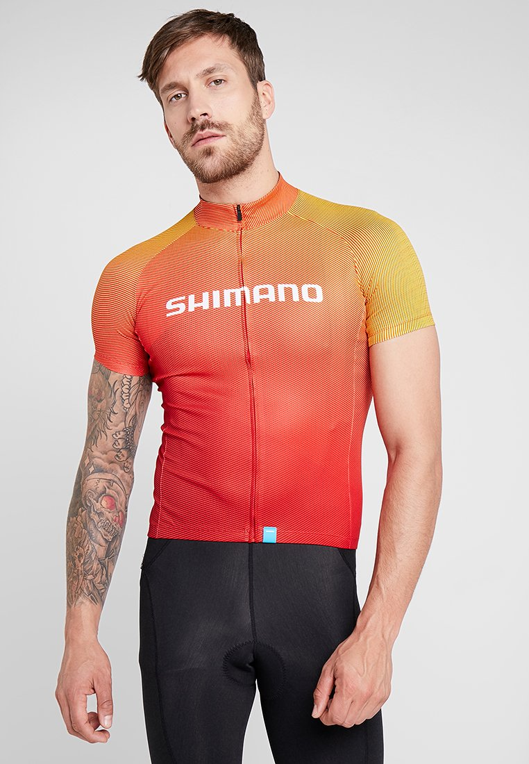Shimano - TEAM - Funktionsshirt - red