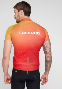 Shimano - TEAM - Funktionsshirt - red - 2