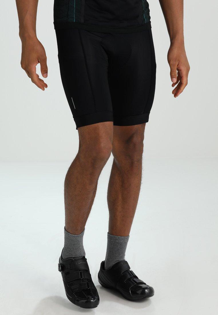 Shimano - SHORTS - Sportovní kraťasy - black