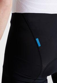 Shimano - ASPIRE BIB SHORTS - Tights - black/blue - 5