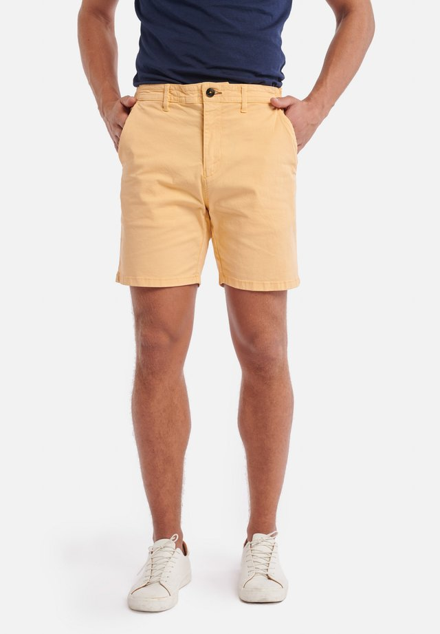 SHIWI MEN STRETCH COTTON JACK - Shorts - miami peach