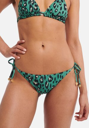 STRING  - Bikini bottoms - green