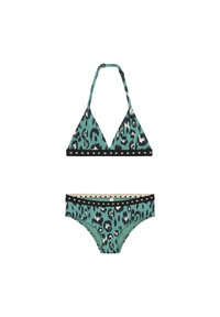 Shiwi - LEOPARD - Bikini - green - 0