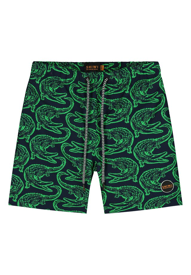 ALLIGATOR - Zwemshorts - irish green