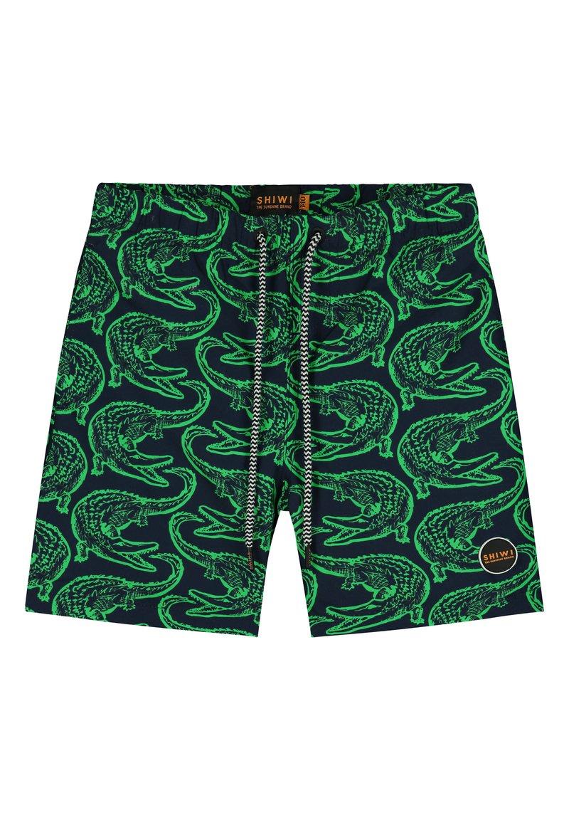 Shiwi - ALLIGATOR - Zwemshorts - irish green
