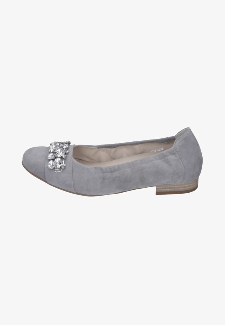 Semler - Klassischer  Ballerina - grey