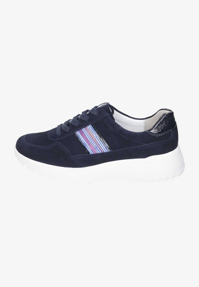 Trainers - midnight blue/sky