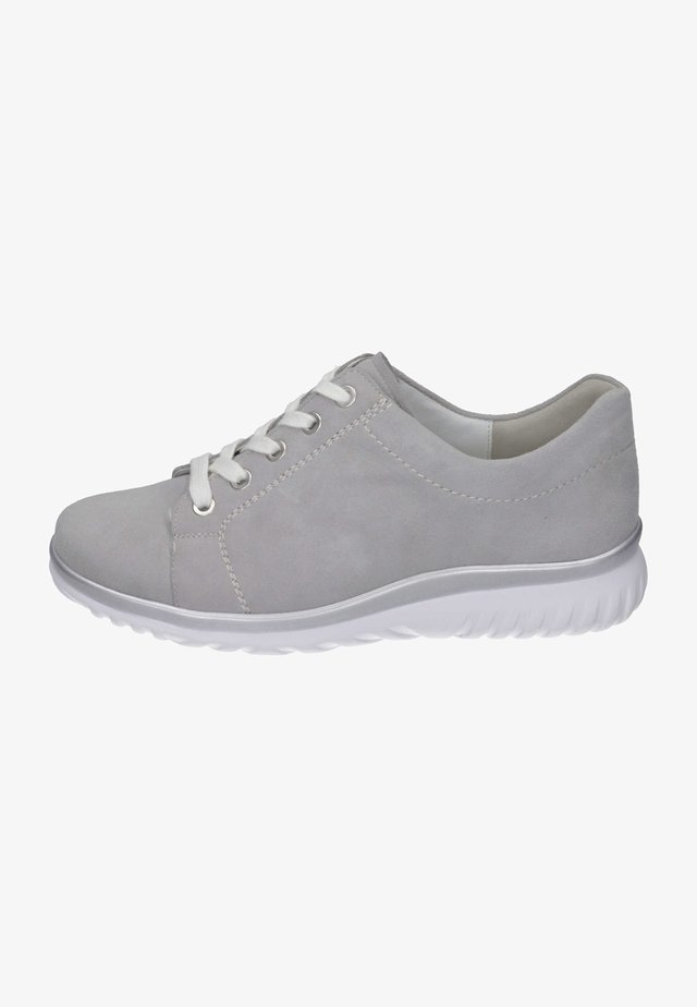 Casual lace-ups - perle