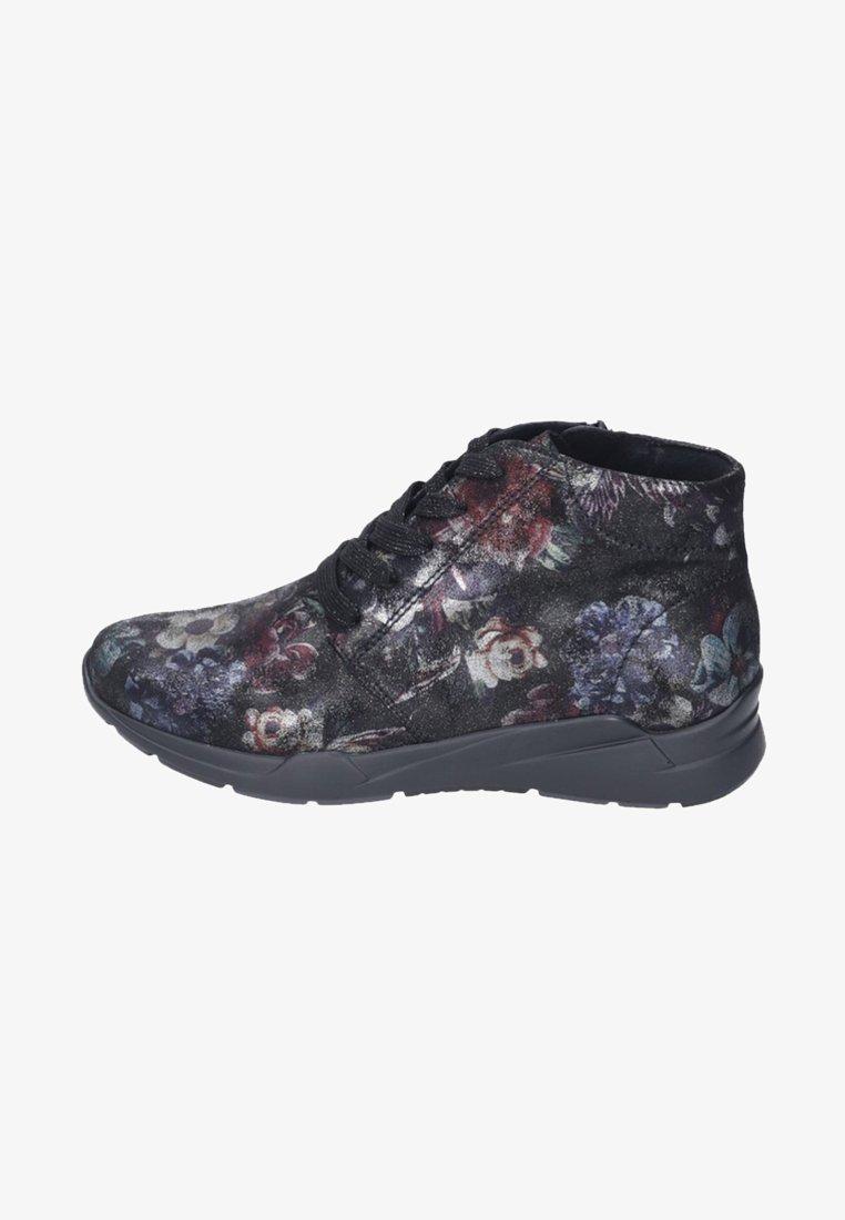 Semler - EMMA - Sneaker high - black