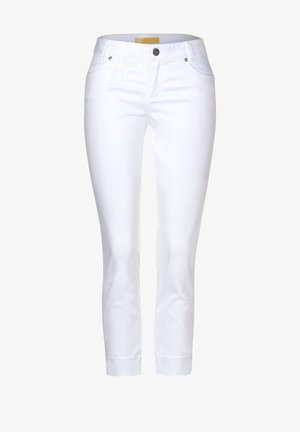 IM COLOUR STYLE - Slim fit jeans - weiß
