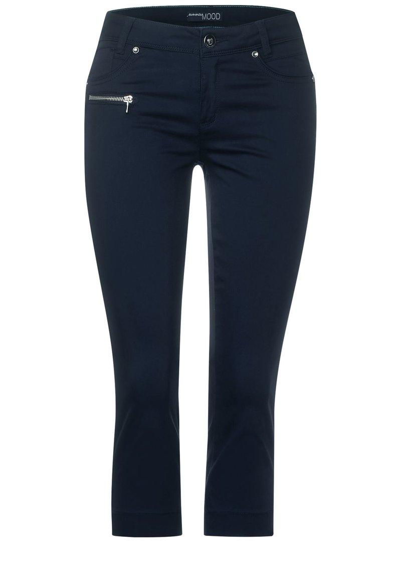 Street One - Shorts - blau