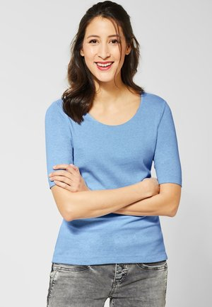 PANIA - T-Shirt basic - blue