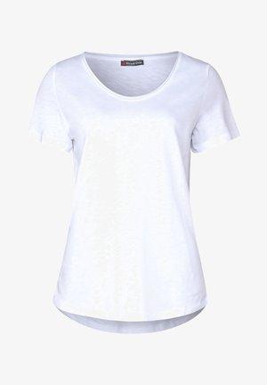 GERDA  - Basic T-shirt - white
