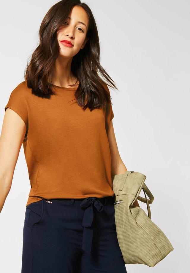 STYLE - Basic T-shirt - orange