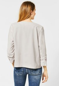 Street One - OFFENE - Summer jacket - beige - 2
