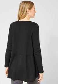 Street One - Summer jacket - black - 2