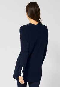 Street One - Cardigan - dark blue - 2
