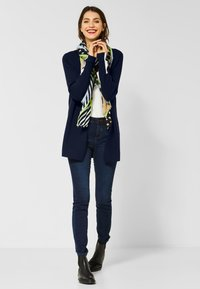 Street One - Cardigan - dark blue - 1