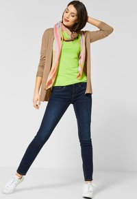Street One - Cardigan - brown - 1