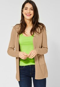 Street One - Cardigan - brown - 0