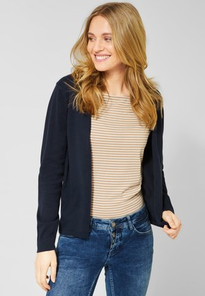 BASIC - Cardigan - dark blue