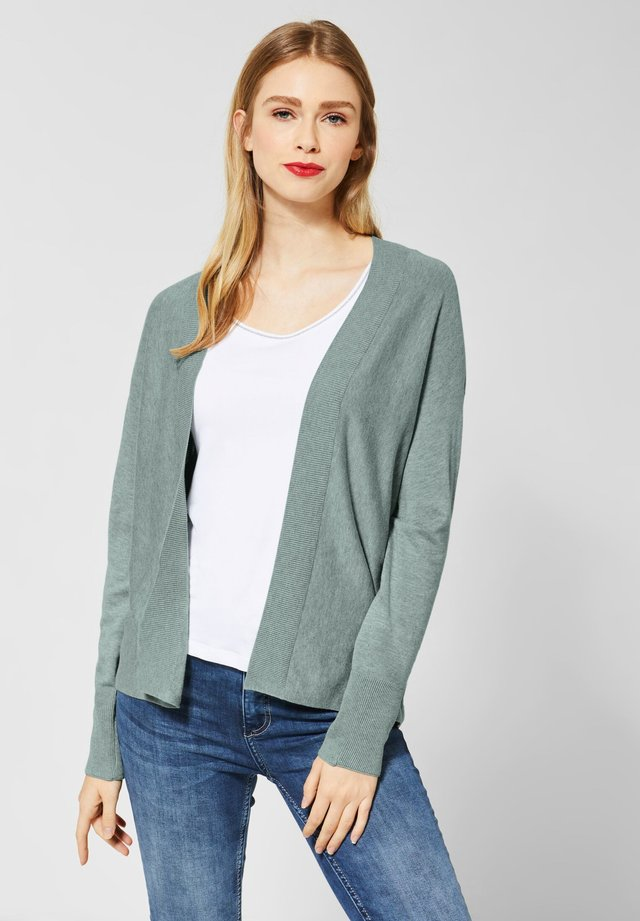 IM BASIC STYLE - Cardigan - green