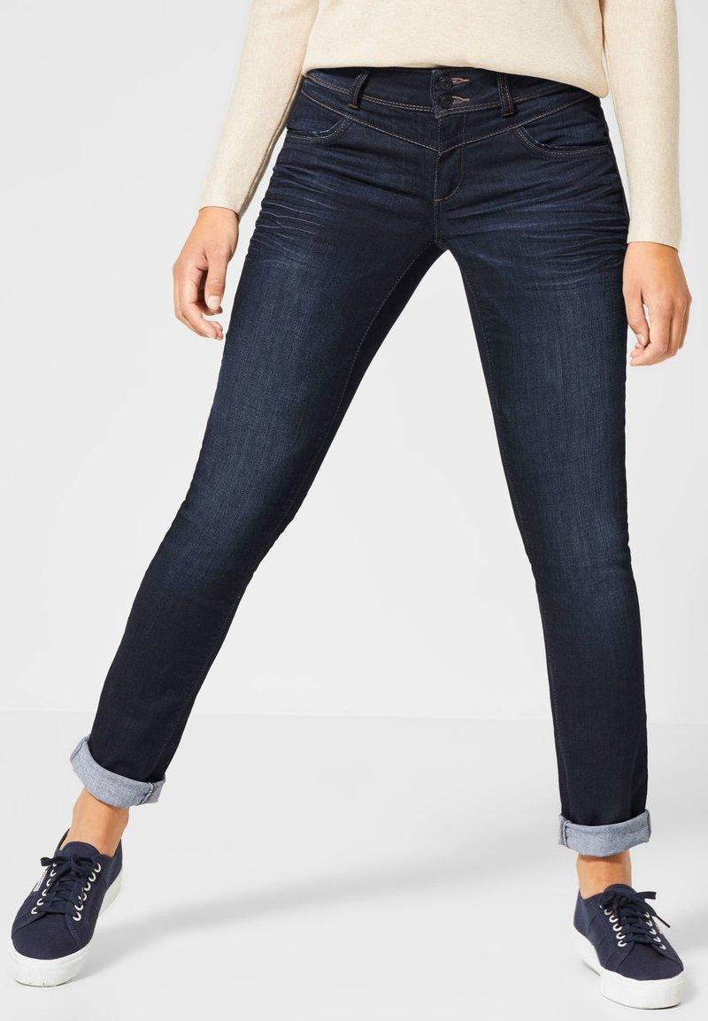 Street One - JANE - Jeans Slim Fit - blue