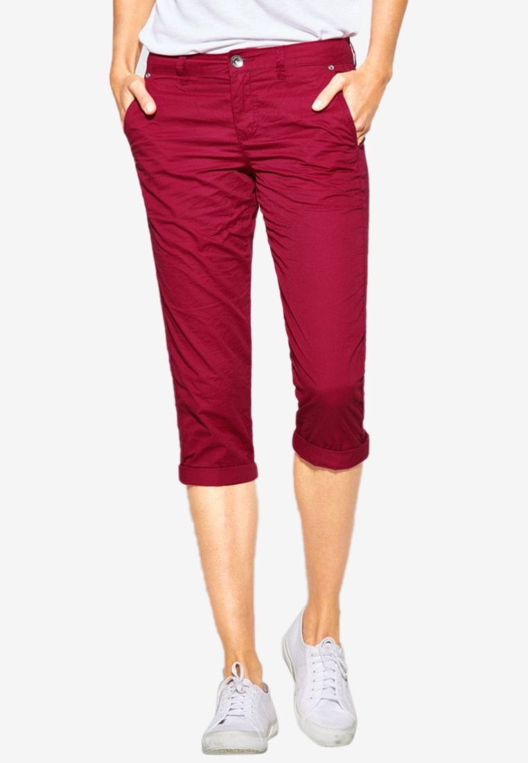 Street One - Shorts - red