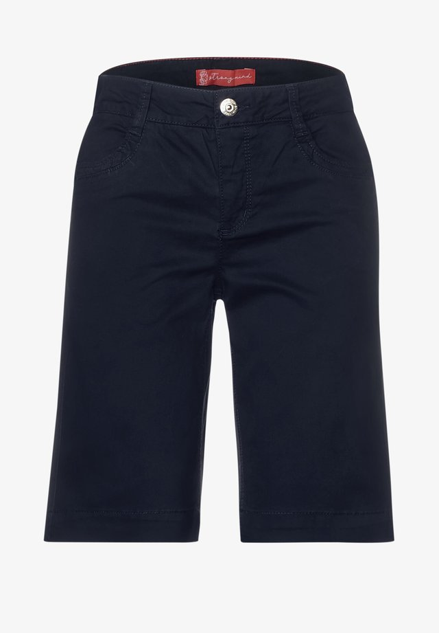 CASUALFIT BERMUDA YULIUS - Shorts - blau