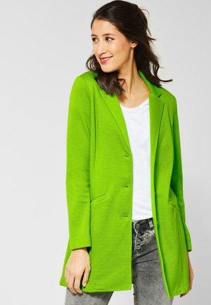Short coat - green